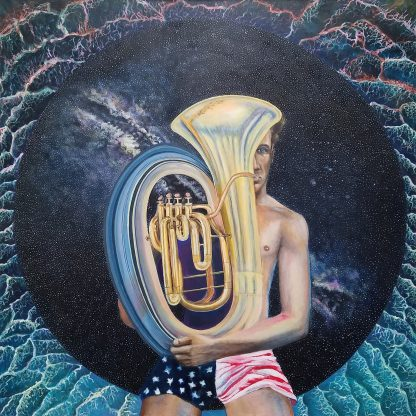 Jupiter, Bringer of Joy by Shokai Sinclair