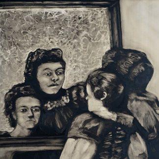 Portrait of Anonymous Female Ancestors